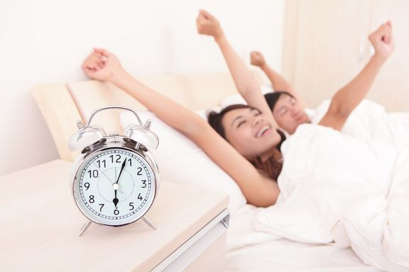 7 Ways to Wake Up Feeling Refreshed