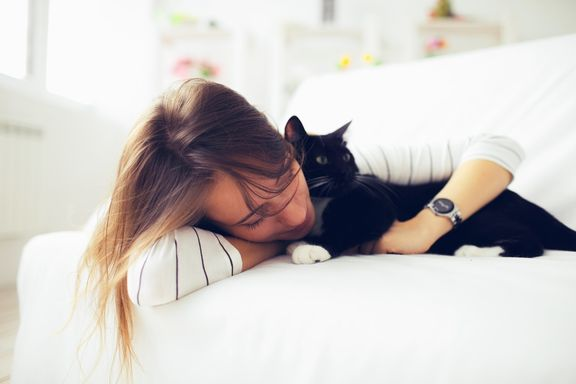 How Your Pet Keeps You Healthy