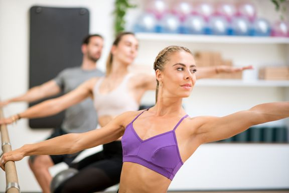 Hit the Barre for a Ballet-Inspired Workout