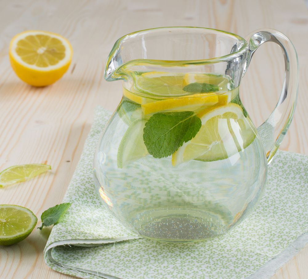 Quench That Thirst With Healthy, Infused Water Combinations