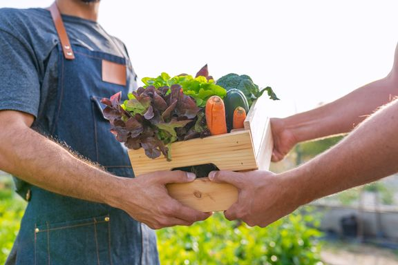 Healthy Reasons to Support Your Local Farmers' Market