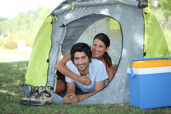 Healthy Camping Food Tips