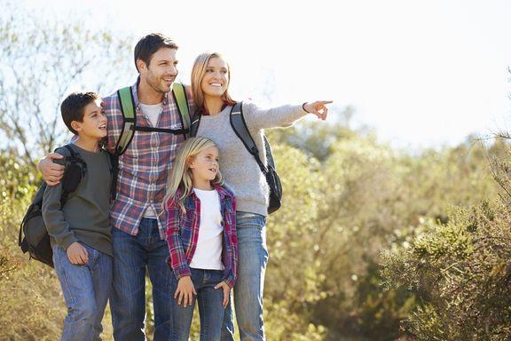 Diez actividades divertidas del otoño para que los niños se ejerciten