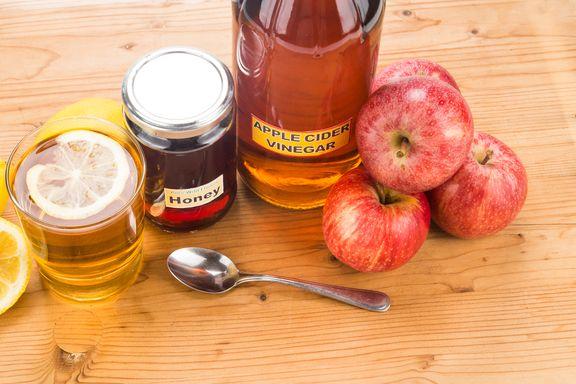 Usos beneficiosos del vinagre de sidra de manzana
