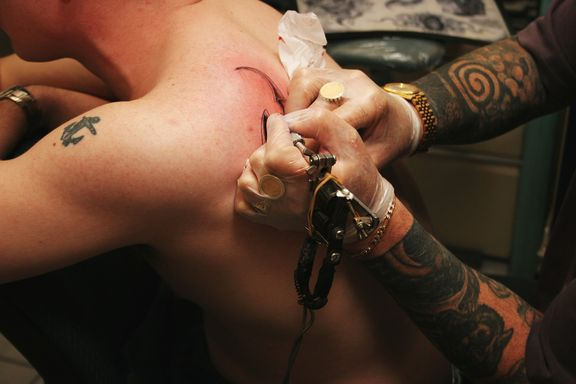 Beware Bad Tattoo Ink, FDA Warns