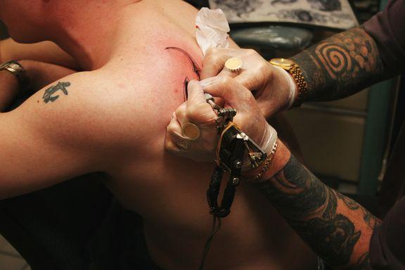 Beware Bad Tattoo Ink, FDA Warns