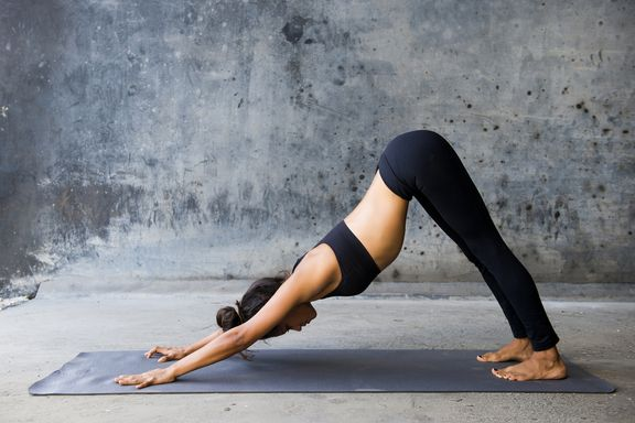 Yoga Poses For A Full Body Stretch