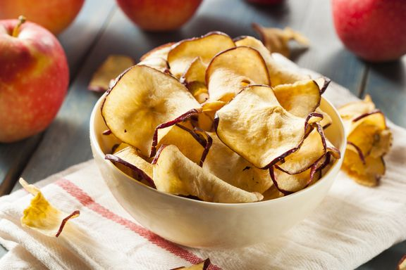 Healthy Uses for Old and Bruised Apples
