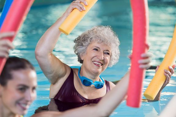 Exercise Tips for People with Low Mobility