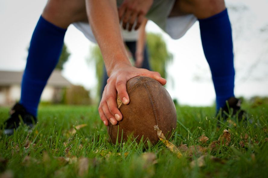 Research Draws Links Between Contact Sports, ALS