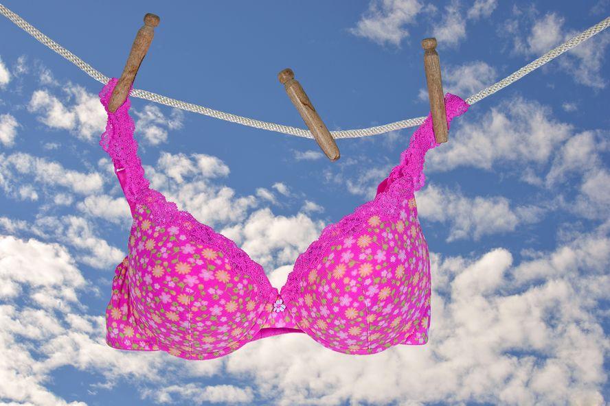Study Dispels Bra-Breast Cancer Myth