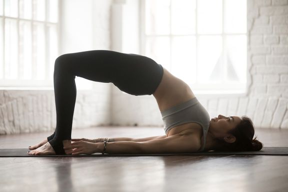 Yoga Poses for Healthy, Happy Feet