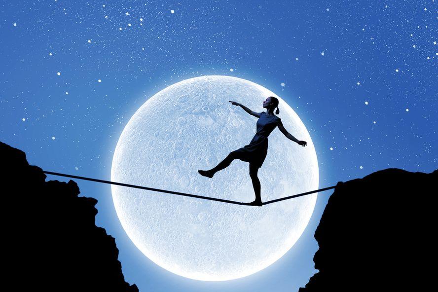 7 façons dont la lune influence la santé humaine et animale
