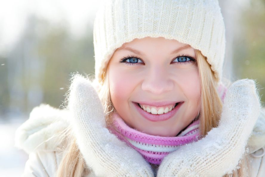 8 Trucchi per una Pelle Bella Anche in Inverno