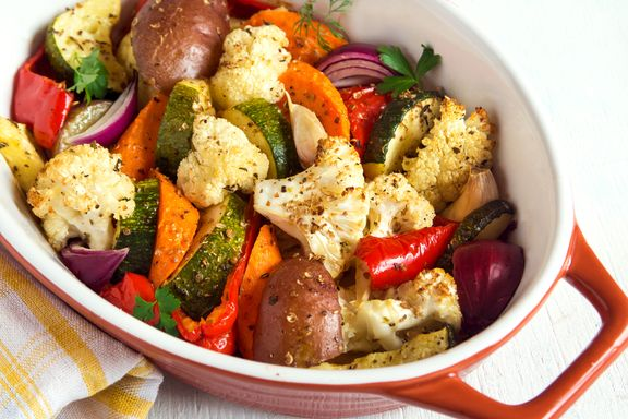 Cooking Methods That'll Make You Love Vegetables