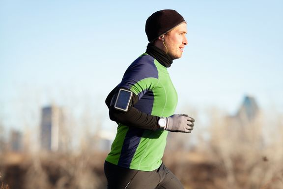Reasons Why Cold-Weather Running Rocks