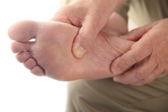 5 gesundheitliche Probleme, die zu wunden Füße führen