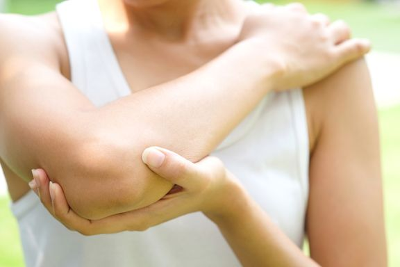 Identifying the Ouch in Tennis Elbow