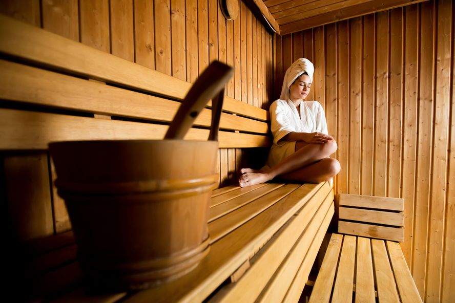 Reasons Why We're Hot For Saunas