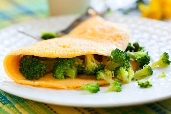10 ingrédients pour ajouter du peps à votre omelette
