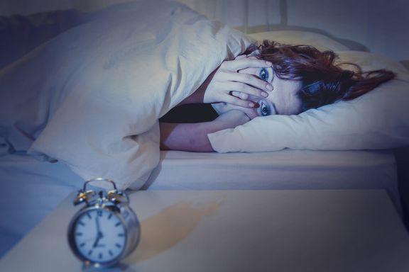 Cinco síntomas típicos del insomnio