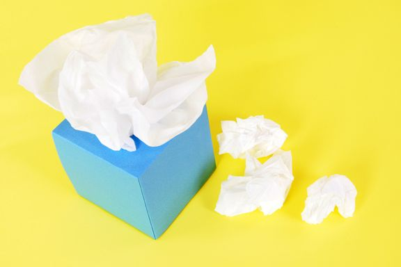 What Your Snot Says About Your Health