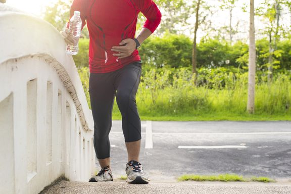 Runners: Let's Talk Gastric Distress