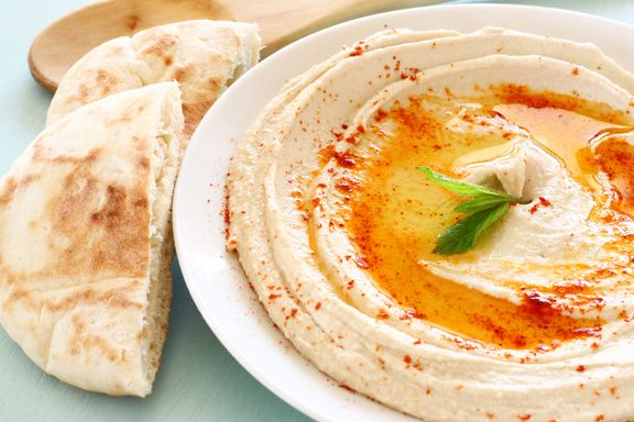 Is Hummus Actually a Healthy Snack?