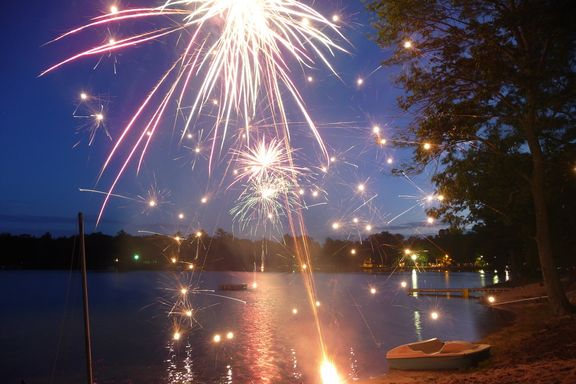 Fireworks, Sparklers, and Other Fourth of July Health Hazards