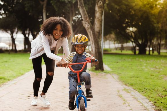 Ways to Get Active With Your Kids This Summer