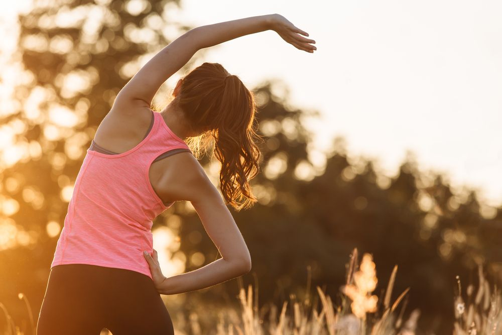 Must-Do Stretches for Walkers