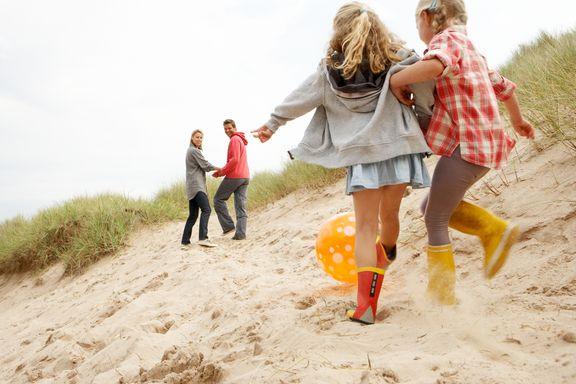 Siete maneras de mantenerse activo junto a sus hijos en verano
