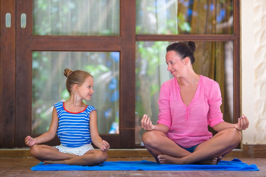 8 Reasons to Teach Your Kids to Meditate