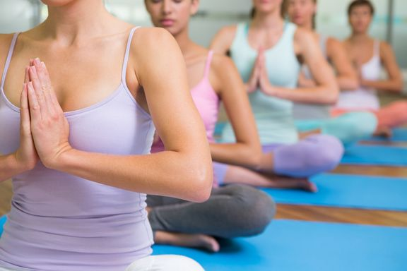 Namaste: The Meaning Behind the Yoga Lingo