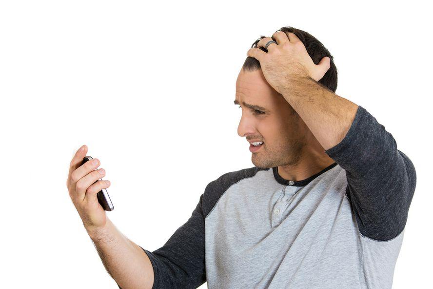 Las siete causas más frecuentes de calvicie en los hombres