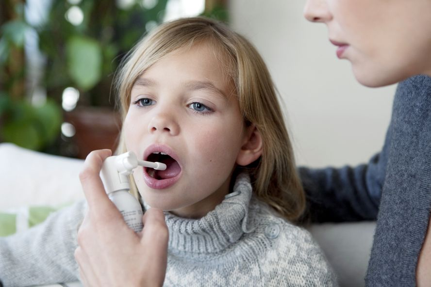 Treatments for a Sore Throat