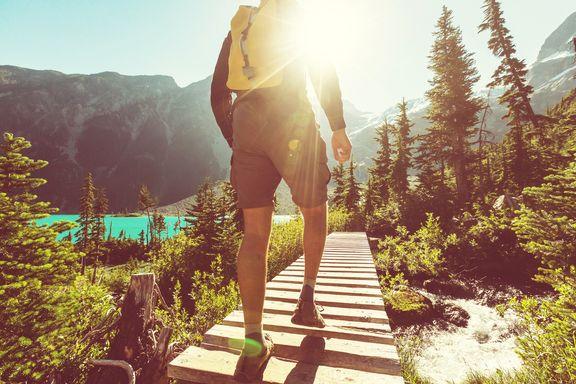 Reasons to go Take a Hike