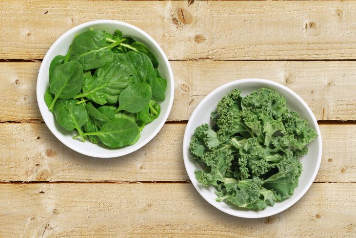 Kale vs. Spinach: Which Leafy Green is King?