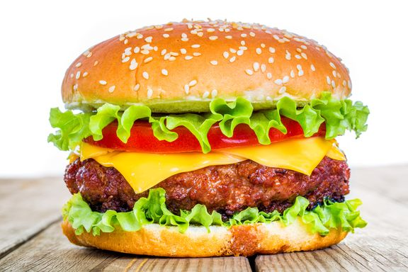 America's Fast-Food Burger Breakdown