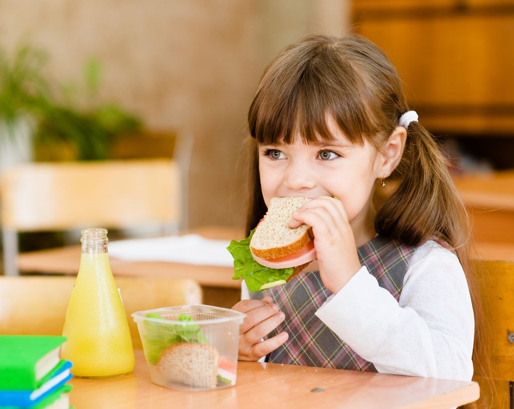 6 of the Worst Food Items in Your Child's Lunchbox