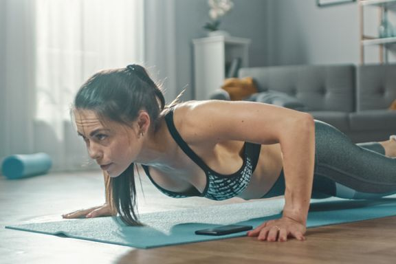Full Body Exercises for Working Out in Tight Spaces