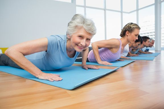 Workout Adjustments For 50-Plus Gym Goers