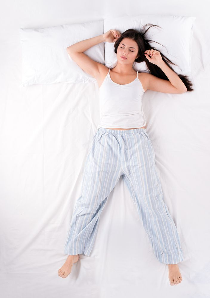 5 Common Sleeping Positions and How they Affect your Health