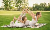 Yoga Poses for Parents and Kids