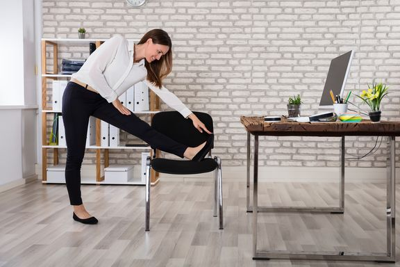 Stretches You Can Do In Your Office Chair