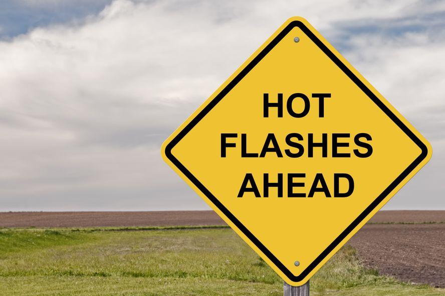 7manières dont les bouffées de chaleur affectent votre corps