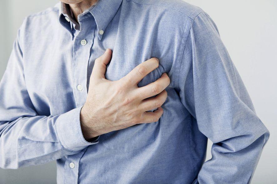 Signs of Heart Attacks in Men