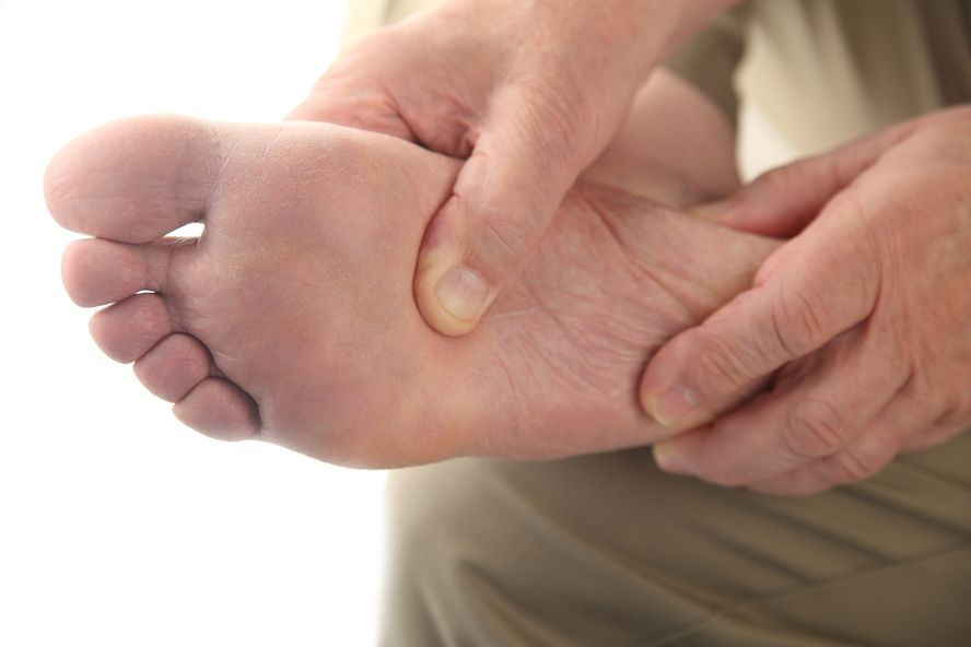 5 Health Problems Associated with Sore Feet