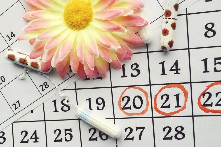 Siete motivos por los que su periodo tarda en llegar…excepto un embarazo