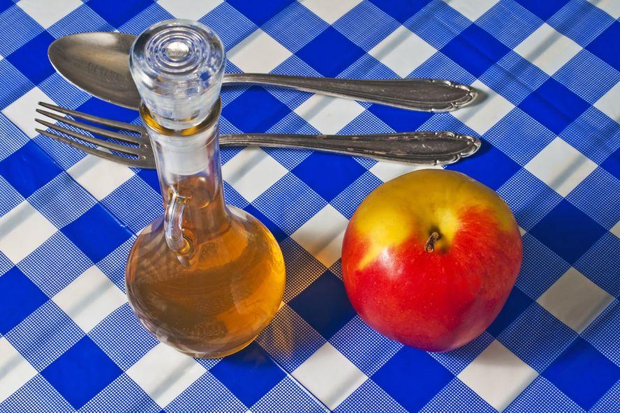 Súper alimentos: Pros y contras del vinagre de sidra de manzana